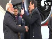 World Economic Forum: PM Modi lands in Zurich, to leave for Davos by road