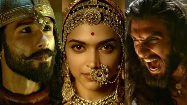 Sanjay officially confirmed movie name from 'Padmavati' to 'Padmavat'