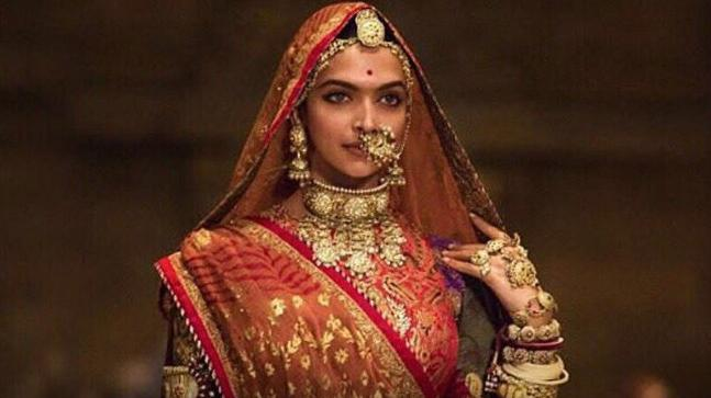 Padmaavat hits big screen today