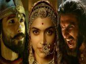 Padmaavat review: Deepika-Shahid mediocrity covered in jewels, Ranveer not convincing