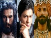 SRK was offered Shahid and Ranveer's roles in Padmaavat. Here's why he turned them down