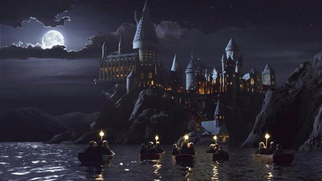There's a Harry Potter river cruise this summer and it sounds magical
