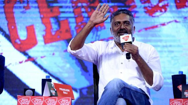 I am not anti-Hindu, I am anti-Modi: Prakash Raj