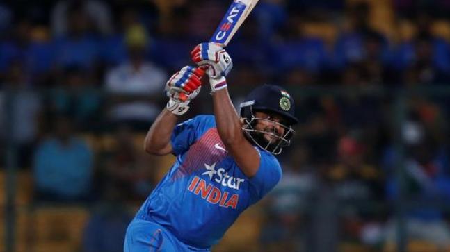 Suresh Raina smashes a record 59-ball 126 at Eden Gardens