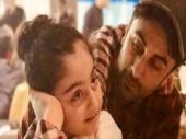 Ranbir Kapoor and niece Samara share a special bond, and this photo is proof