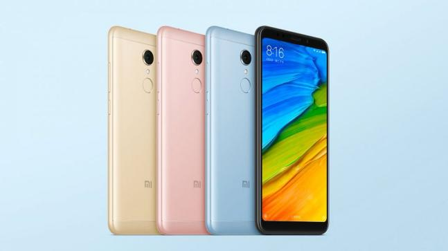 Xiaomi Redmi 5 gets new 4GB RAM variant
