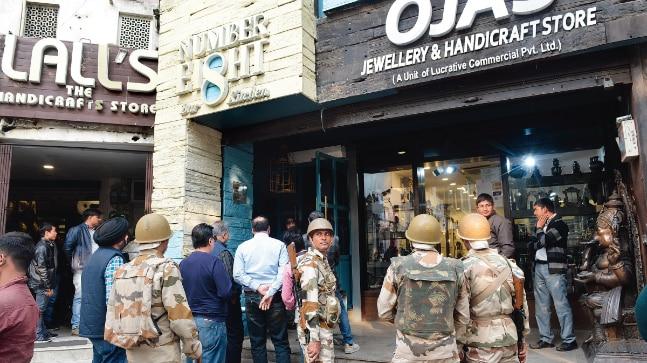 Sealing Drive Delhi Market Shutdown Wipes Out Rs 125 Crore Mail