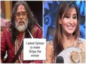 Now BB 10 contestant Swami Om claims he convinced Shilpa Shinde to join Bigg Boss 11
