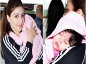 Inaaya Naumi Kemmu is as adorable as cousin Taimur Ali Khan. These photos are proof