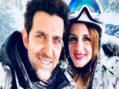 Hrithik Roshan and ex-wife Sussanne Khan planning to get back together? Here's the truth