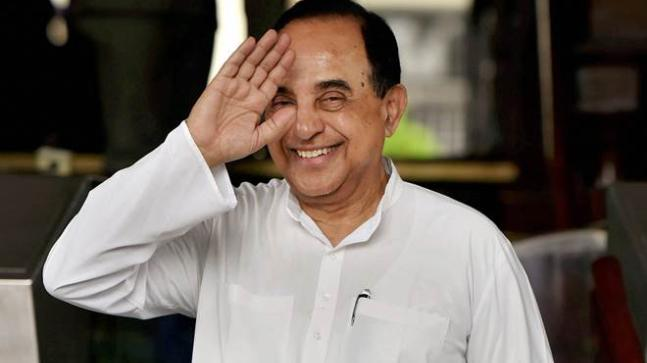 Subramanian Swamy says IT department imposed Rs 414 crore fine on firm in National Herald case