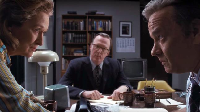 Spielberg's 'The Post' feels ripped from the headlines