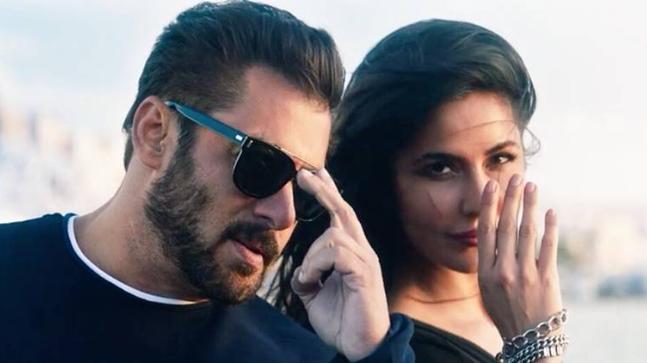 Salman Khan And Katrina Kaif In Tiger Zinda Hai