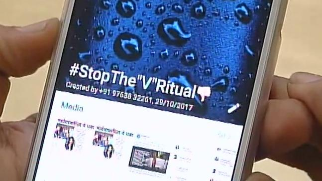 WhatsApp campaign 'Stop the V ritual' faces wrath