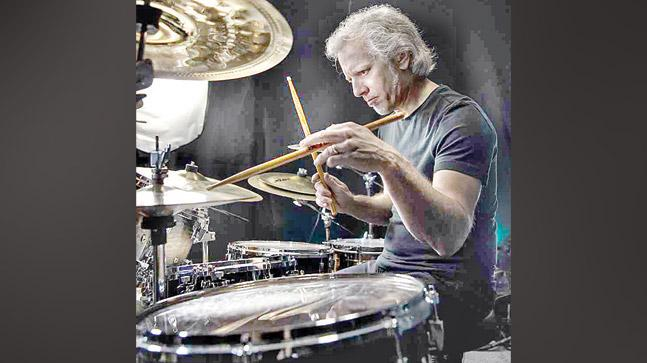 This American drummer is all set to rock Delhi - Lifestyle News