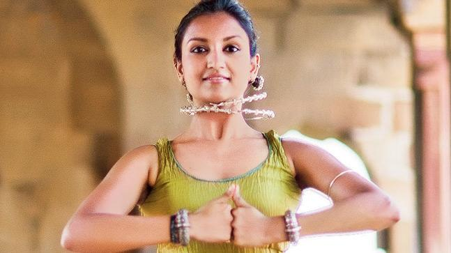 Kuchipudi dancer Bhavana Reddy entertained the thought of becoming an architect
