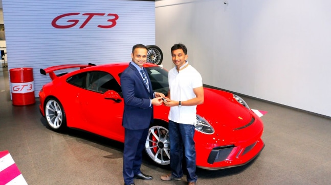 Porsche 911 GT3 RS Facelift Unveiled With 520 HP