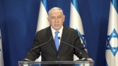 Benjamin Netanyahu vows to continue leading Israel after police recommend bribery charges against him