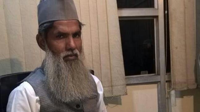 Former kar sevak Mohammed Aamir