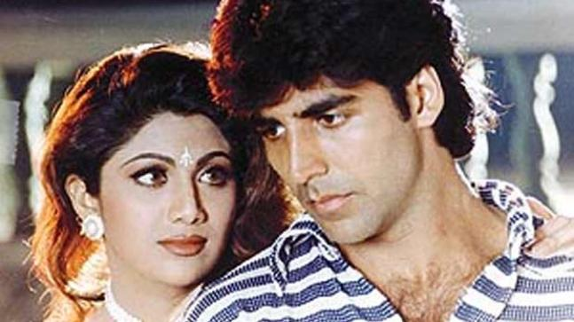 Image result for akshay and shilpa photo