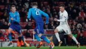 Europa League: Arsenal lose to Ostersund but advance, Napoli fall short