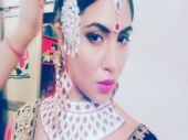 Bigg Boss 11's Arshi Khan looks ethereal in this bridal photo shoot; see pics