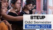 BTEUP Odd Semester Results 2017