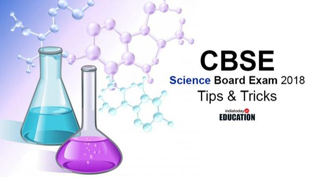 cbse class 10 science board exam 2018 important tips to score 100