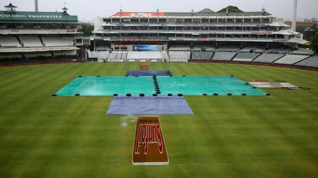 India vs South Africa: It will be a cool day at Newlands, Cape Town today with a chance of rain (Reuters Photo)