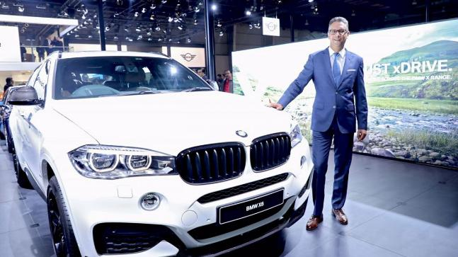 Bmw India Says Keen To Maintain Growth Momentum In 2018 Auto News