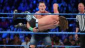 WWE SmackDown Live: John Cena beats AJ Styles to earn title shot at Fastlane
