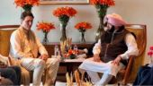 Raised Khalistan with Justin Trudeau, says Amarinder Singh after meeting Canadian PM