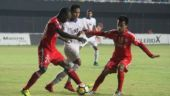 I-League: Indian Arrows rally from behind twice to draw with Aizawl FC