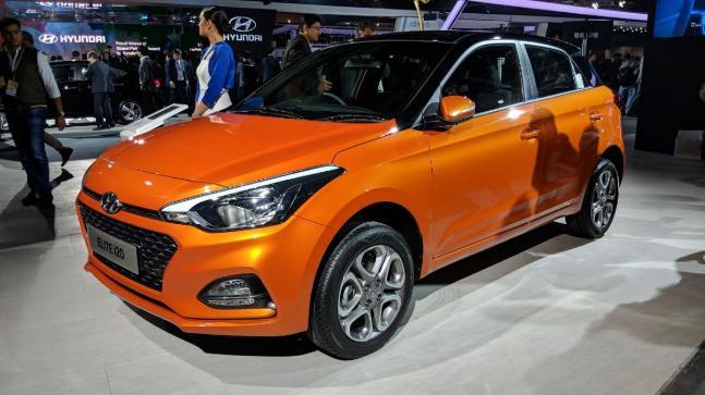 Auto Expo 2018 Hyundai Unveils The New Elite I20 Prices