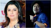 Papon kiss controversy: Here's what Farah Khan has to say about the incident