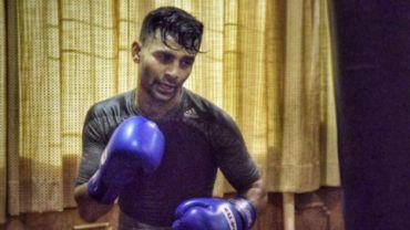 Gaurav Bidhuri is gearing up for his maiden Commonwealth Games (Facebook Photo)
