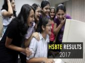 HSBTE Results 2017 announced at hsbte.org.in: Know how to check