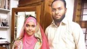 Hadiya had on Tuesday told SC that she willingly converted to Islam and wants to live with her husband, Shafin Jahan.