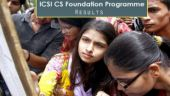 ICSI CS Foundation Results 2017 out at icsi.edu: Qasim Saif and Garima Vaish tops the exam