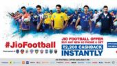Jio Football offer provides instant Rs 2,200 cashback on buying a new smartphone