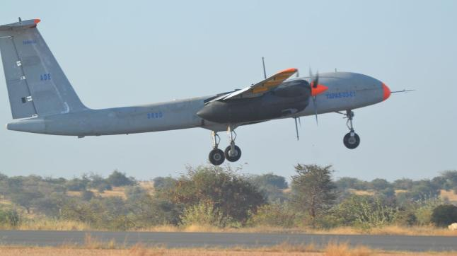 India Successfully Test Unmanned Combat Air Vehicle Flight Rustom 2