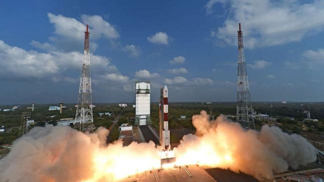 Image credits: ISRO