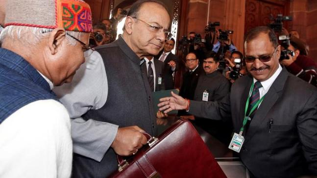 Finance Minister Arun Jaitley. Image for representation. Photo: Reuters