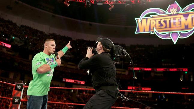 John Cena, Tag Teams Face Off, Tournament Matches