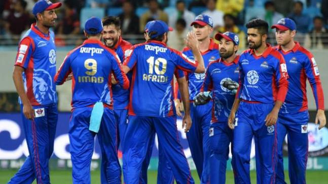 Karachi Kings top the PSL table with four points (Photo: Pakistan Super League Facebook page)