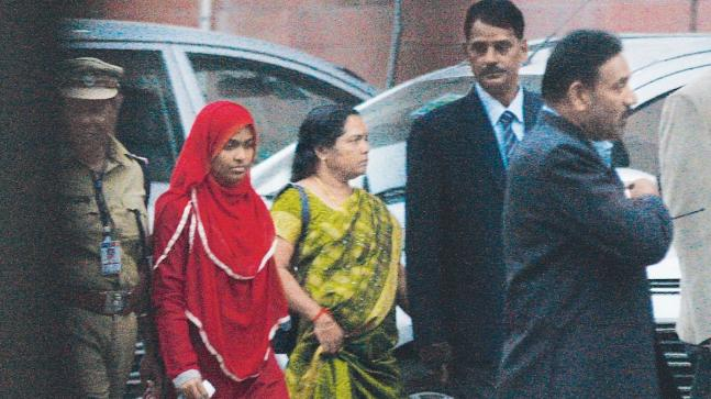 Hadiya case; SC to continue hearing