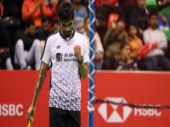 Kidambi Srikanth happy to get a feel of the court after injury