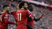 Premier League: Liverpool thrash West Ham United 4-1 to move into second