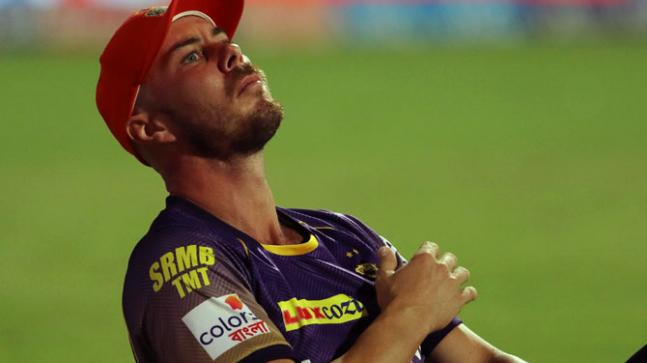 Chris Lynn Dislocates Right Shoulder During Trans-Tasman Final
