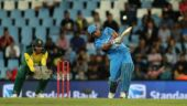 India vs South Africa: MS Dhoni turns back the clock to score 2nd T20I fifty